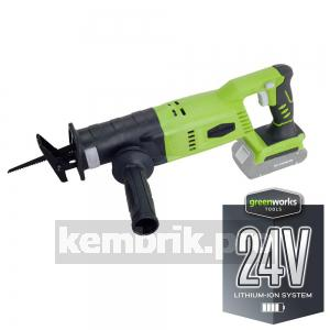 Ножовка Greenworks G24rs (1200007) БЕЗ АККУМ и ЗУ