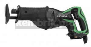 Ножовка Hitachi Cr14dsl-t4 БЕЗ АКК. И ЗУ